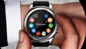 Samsung Gear S3ün en büyük sorunu bitiyor