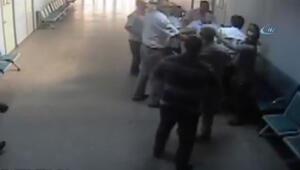HDP'li vekile hastanede darp kamerada