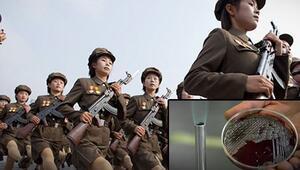 Kuzey Koreden kaçan askerin kan dolaşımında şarbon antikorlarına rastlandı