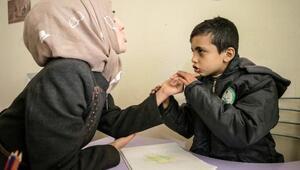 Türkiye Diyanet Vakfı'ndan savaş mağduru Suriyeli engelli çocuklara rehabilitasyon merkezi