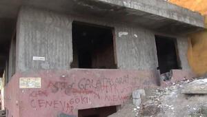 Esenyurt'ta metruk binada şüpheli ölüm