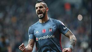 Beşiktaş ile Negredonun yolları ayrıldı Sözleşme feshedildi...