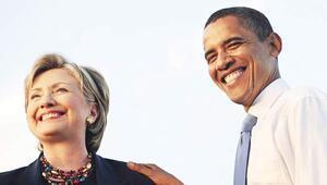 Erkeklerde Obama kadınlarda Hillary