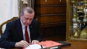 Cumhurbaşkanı Erdoğan, iki üniversiteye rektör atadı