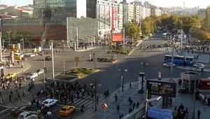 Ankaranın kalbinde yılbaşı gecesi için olağanüstü önlem