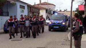 Gökçeadada yakalanan 4 TKEP/Lli  tutuklandı