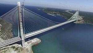 Köprü ve otoyola yüzde 10-25 zam