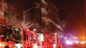 Sobayla oyun apartmanı yaktı: 27 ölü
