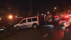 Fatihte trafik kazası sonrası silahlı kavga, 2 yaralı