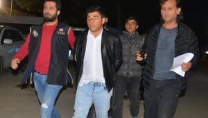 Karakol yakınına EYP atanlar yakalandı
