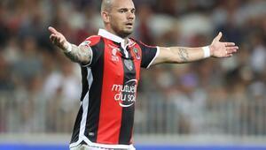 Sneijderin bileti kesildi Gidiyor...