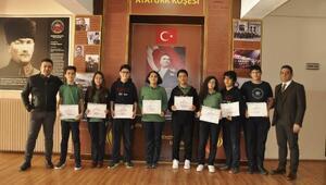 GKV'den rekor Türkiye birincilikleri