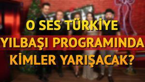 O Ses Türkiye yılbaşı programında kimler var Cem Yılmaz ve Ozan Güven damga vurdu