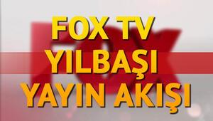 Fox TV yılbaşı yayın akışında neler var İşte 31 Aralık Pazar Fox TV yayın akışı