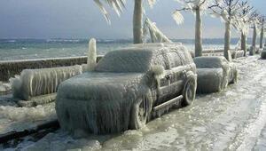 Kar ne zaman yağacak derken... Buzul çağı mı geliyor