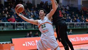 Banvit - Gaziantep Basketbol: 86-76