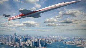 Süpersonik uçak dönemi başlıyor
