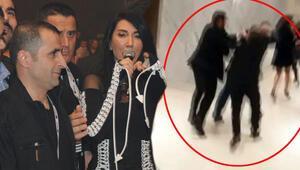 Hande Yenerin yılbaşı konserinde olay çıktı Yumruklar havada uçuştu