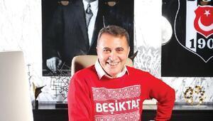 Fikret Orman: Başkan olduğumdan beri bütün hayatım Beşiktaş oldu