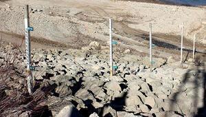 Adıyamanda barajlardaki su 'ölü hacim' seviyesine düştü