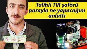 20 bilet satın aldı, Piyangodan 1 milyon 250 bin TL kazandı...
