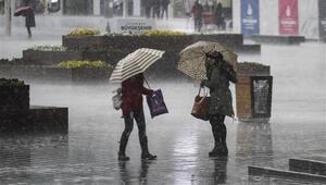 Hava durumu İstanbul Ankara ve yurt genelinde nasıl olacak Gün boyu devam edecek