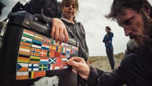 6 yaşında 41 ülke gezen minik gezgin