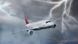 Avrupa kasırgayla sarsılıyor THY uçakları havadan döndü