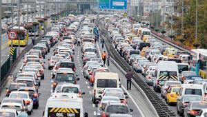 Şehir merkezine otomobil sınırı Caydırıcı önlemler yolda