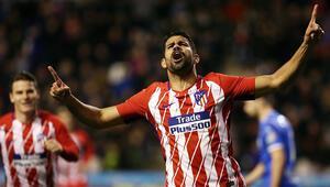 Diego Costa golle döndü