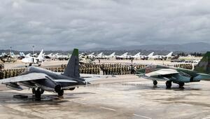 Rusya'ya Suriye'de yeni yıl şoku 7 savaş uçağı yok edilmiş