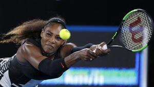 Serena Williams, Avustralya Açıktan çekildi