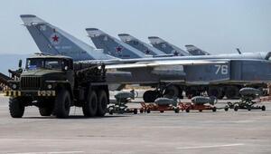 """Suriyedeki Rus üssü """"Peygamber çiçeği"""" ile vuruldu"""