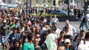 Avusturyada skandal istek Sığınmacılar kışlada kalsın
