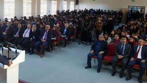 Başkan Akay, Bünyan kariyer günlerinin konuğu oldu