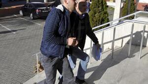 Tekirdağda baba- oğul cinayetten tutuklandı