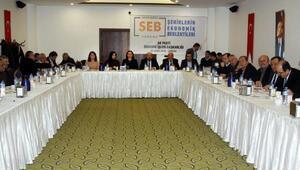 Çankırıda Şehirlerin Ekonomik Beklentileri forumu yapıldı