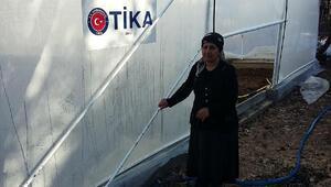 Türkiyeden sınır ötesi yardım