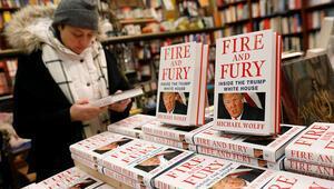 Beyaz Sarayı karıştıran kitap piyasaya çıktığı gün tükendi