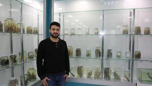 RTEÜ Su Ürünleri Fakültesinde Balık Müzesi açıldı