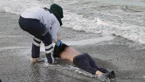 57 yaşındaki engelli kadının sahilde cesedi bulundu