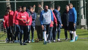 Trabzonspordan Burak Yılmazın sakatlığı ile ilgili açıklama