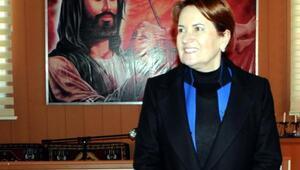Tuncelide İYİ Parti Lideri Akşenere yoğun ilgi