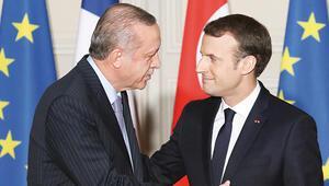 Macron-Erdoğan  görüşmesinin AB şifreleri