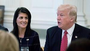 Tartışmalı kitap ABD'de yok satıyor... Nikki'nin gözü Trump'ın yerinde