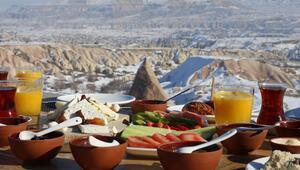 Kış manzaralı en iyi 10 restoran