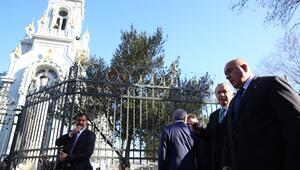 Demir Kilise açıldı