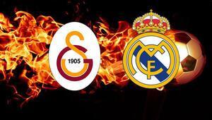 Galatasarayın bombası Real Madridden...