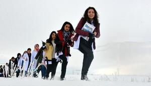Tıp Fakültesi öğrenciler umuda yürüdü