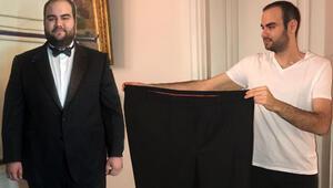 Faruk Sabancı 1,5 yılda 100 kilo verdi